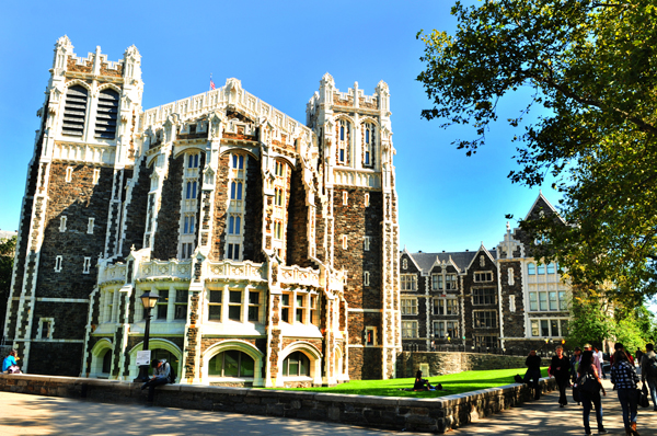 Universities in New York City
